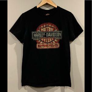 Harley Davidson Kitchener, Ontario Biker T-Shirt